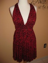 Forever 21 Red Black Short Sexy Dress XS - $19.00