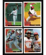 2010 Topps Cincinnati REDS Team Set Both Series 1 & 2 (19 cards) - $2.00