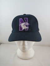 Northwestern Wildcats Hat - Team Logo by American Needle - Fitted 6 7/8 - $39.00