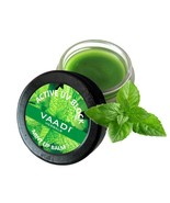Vaadi Herbals Lip Balm Mint Essential Nutrients 10g Soften Your Lips - $5.76+
