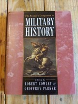 The Readers Companion To Military History By Robert Cowley And Geoffrey ... - $17.67