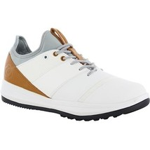 Athalonz EnVe Spikeless Golf Shoes - White Spikeless, All Sizes Within - $159.95