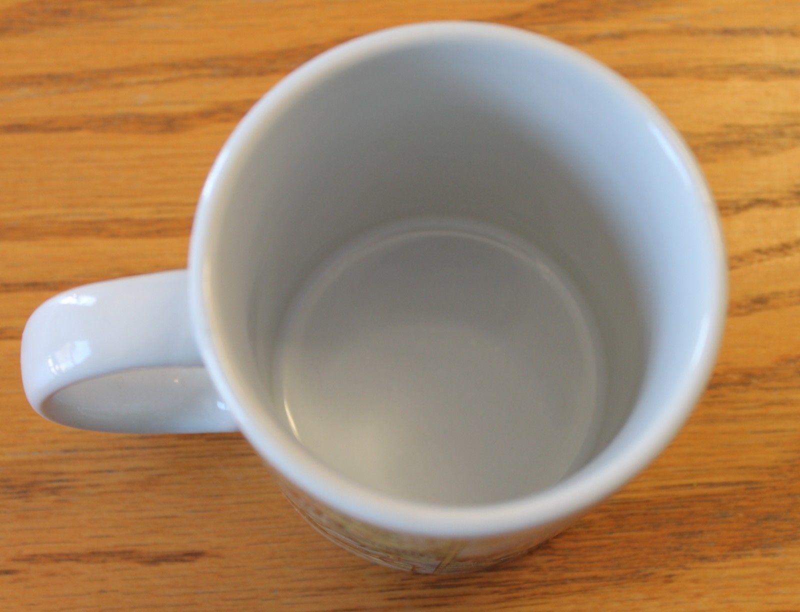 John Deere & Company Coffee Mug Cup Nostalgic Gibson Reindeer Cultivator