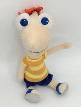 """Disney Store Phineas and Ferb - Phineas Plush 10"""" Soft Figure - $9.95"""