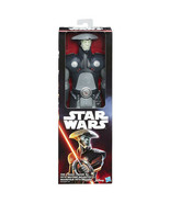 Fifth Brother Inquisitor Star Wars Rebels Figure Hasbro with Double Ligh... - $29.69