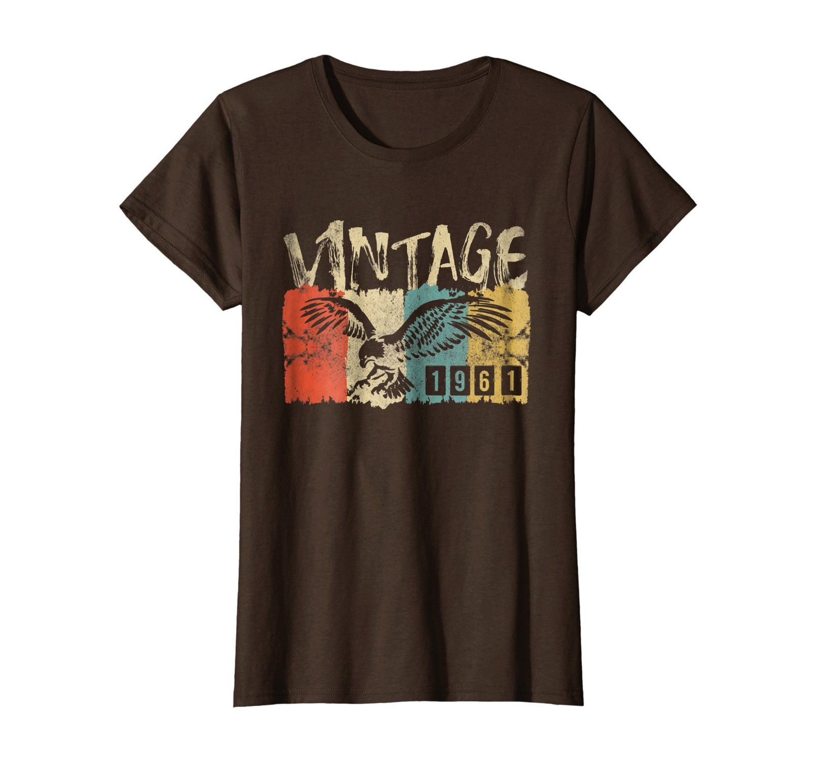Funny Shirts - Vintage Retro Genuine Made In 1961 57th Birthday Gift 57 yrs Wowe image 5
