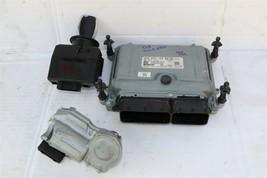 07 Mercedes W219 CLS550 V8 Engine Computer Ignition FOB ECU EIS ISL Married Set image 1