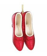 Lenox Dorothy Ruby Slippers Ornament Shoes Wizard Of Oz No Place Like Ho... - $61.38