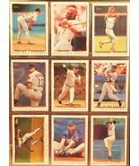 Baseball 20 Card Lot Cards Cardinals Phillies Cubs White Sox Cinnicinati... - $24.73