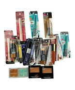 LOT OF 20 MAYBELLINE & REVLON Mixed Makeup Seal/Unsealed - $14.85