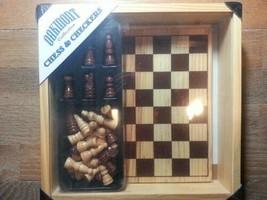 Cardinal Oakmont Chess & Checkers Set - $45.52