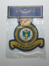 Vintage nos l simsbury ltd patch 1985 rare 14cm x 14cm Inspired by tradi... - $29.83