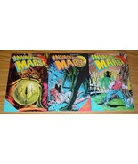 Invaders From Mars! #1-3 VF complete series adapts 1950s movie - eternity comics - $5.99