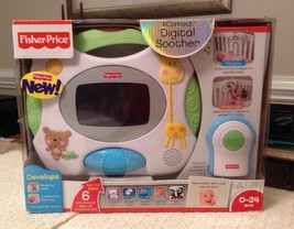 Fisher Price bConnect Digital Soother - New in Opened Box, W9894 - $84.15