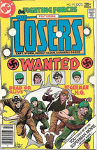 Our Fighting Forces Comic Book #175 The Losers, DC Comics 1977 FINE+ - $11.64