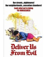 Deliver us from evil renny roker ~ philip michael thomas Blaxplotation 2... - $13.89