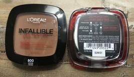 L'Oreal Paris Infallible Pro Matte  16 Hour. 800 Cocoa. New - $9.95
