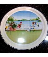 Villeroy & Boch Romantic Seasons Plates Number 2 Summer - $14.50