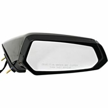 Fits 10-15 Chev Camaro Right Passenger Mirror Power Unpainted No Heat Or... - $49.45