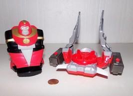 Fisher Price Imaginext Power Rangers Pterodactyl Zord & Ape Ninja Zord Toys - $9.89