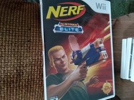 Nintendo Wii  Nerf N-Strike ELITE  image 1