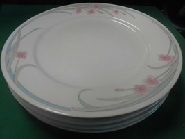 Beautiful Gibson China.......Set Of 3 Dinner Plates - $12.46