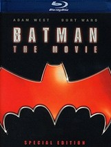 Batman: The Movie [Blu-ray\] - $3.95