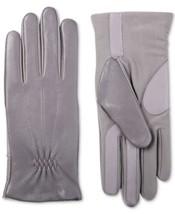 Isotoner Signature Women's Sleek Heat Leather Nylon SmartTouch Gloves - $38.00+