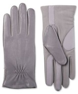 Isotoner Signature Women's Sleek Heat Leather Nylon SmartTouch Gloves - $37.98+