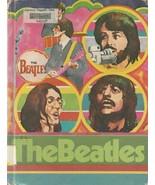 The Beatles 1975 Patricia Pirmantgen Vintage Children's Book Mod Illustr... - $5.93