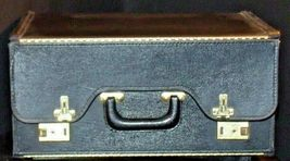 Large Briefcase AA19-2068 Vintage image 3