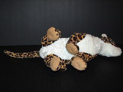 "Disney World Disneyland Animal Kingdom Spotted Cheetah Leopard Plush 15"""