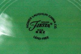Homer Laughlin 2005 Fiesta Sea Mist Soup Bowl image 3