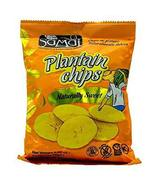 Product Of Samai, Plantain Chips Naturally Sweet , Count 15 (2.65 oz) - ... - $16.17