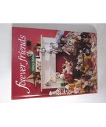 Forever Friends by Meredith Books Staff (1993, Hardcover) Bears dolls pa... - $6.92