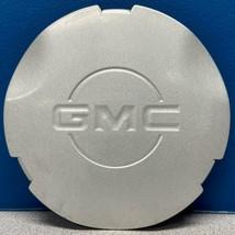 ONE 1999-2003 GMC Sierra / Yukon # 5080 ALL SILVER Wheel Center Cap GM # 9595534 - $35.00