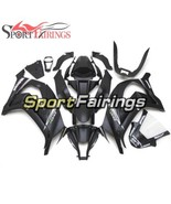 Matte Black Covers For Kawasaki 2011 2012 2013 2014 2015 ZX10R Complete ... - $325.33