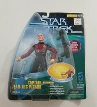 "Star Trek Playmates 6"" Warp Factor Series 1 Captain Jean-Luc Picard NEW OS - $16.35"