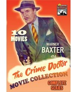 CRIME DOCTOR LOST FILMS COLLECTION - $28.66