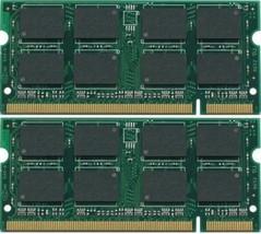 New! 2GB 2x1GB RAM Memory DDR2 Dell Latitude D410