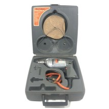 """Vintage Black and Decker 1/4"""" Utility Electric Corded Drill Kit 7010 Mad... - $29.79"""