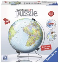 Ravensburger -The Earth  3D Puzzle 540 pc - $43.73
