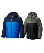NEW COLUMBIA BOYS' Crested Butte™ Hooded Jacket, XS-S-M-L-XL - $59.00