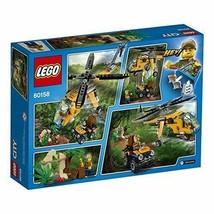 LEGO City Jungle Cargo Helicopter 2017 (60158) - $19.79
