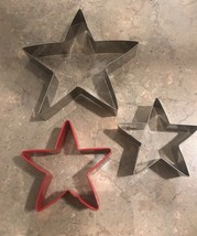 Patriotic 4th of July Star Cookie Cutter Set - $3.95