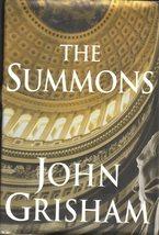 The Summons By John Grisham - $5.95
