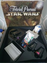 Trivial Pursuit Star Wars Classic Trilogy Collector's Edition COMPLETE - $25.24