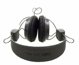 WeSC Limited Edition Birdy Nam Premium Gray Over the Ears Headphones NIB image 4