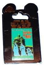 Forest Moon of Endor Star Wars Poster Return of the Jedi Episode VI Disney Pin - $12.00