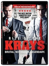 The Rise of the Krays (DVD, 2016)
